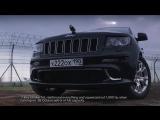 DT Test Drive  1000 HP Jeep SRT8 vs Lamborghini Huracan. 720p