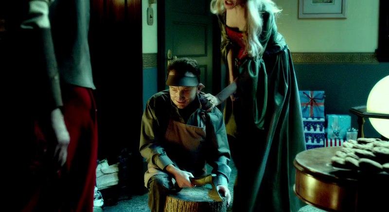 Рождественские страшилки / A Christmas Horror Story (2015) WEB-DLRip-AVC скачать торрент