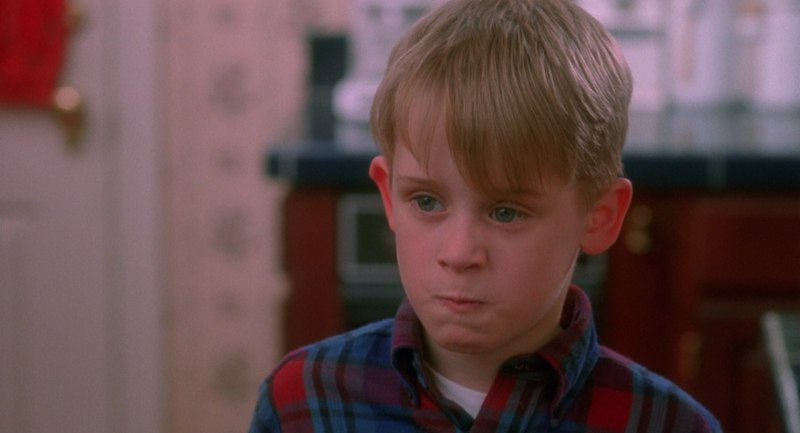 ���� ���� / Home Alone (1990) BDRip 1080p (60 fps) ������� �������