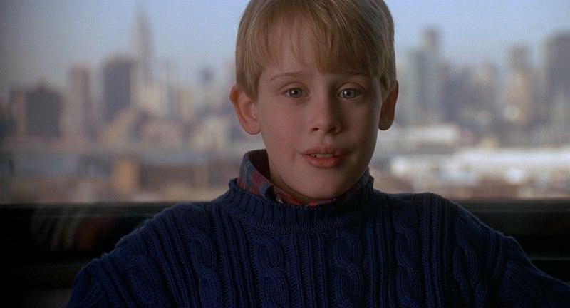 Один дома 2: Затерянный в Нью-Йорке / Home Alone 2: Lost in New York (1992) BDRip 720p (60 fps) скачать торрент