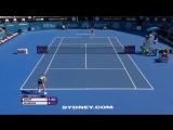 2016 Apia International Sydney Quarterfinal Simona Halep vs Pliskova