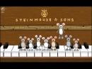 С Днем Рождения! Прикольные мышки играют на пианино Музыкальное поздравление Happy Birthday.