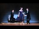 Дама с камелиями - балет на музыку Ф. Шопена.Часть I.