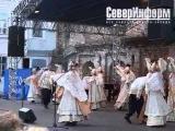Ансамбль Русский Север на открытии фестиваля Лето в Кремле в Вологде