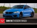 BMW M4 Wheels Performance Vossen Forged VPS 301