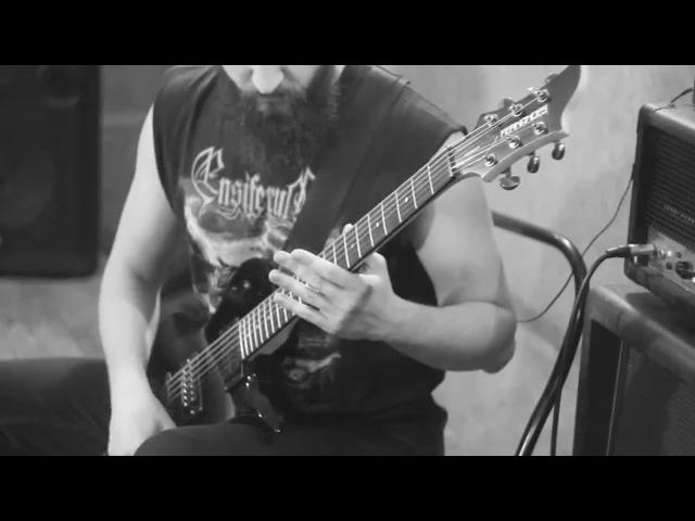 Fernandes Ravelle X - Metal Demo