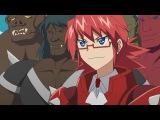Он — сильнейший учитель!/Denpa Kyoushi 12 серия  русская озвучка AniMur (Zingzao)
