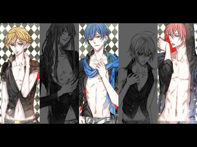 【Gackpoid, Kaito, VY2, Piko, Len】 Pomp and Circumstance (威風堂々) Male Cover 【Vocaloid 2 3】 mp3 ♪♪