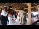 Domingos soneros en la playita de nigua canta bombillo el fenomeno 03 03 13 Rep Dom