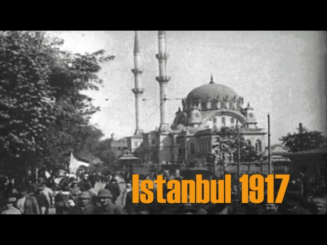 Istanbul - Konstantinopel 1917 Kaiser Wilhelm II visits Turkeys capital