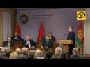 Заседание коллегии Следственного комитета с участием Александра Лукашенко