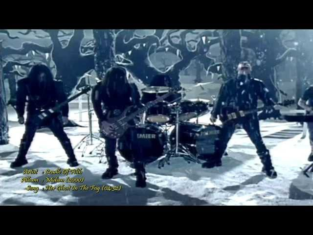 Cradle Of Filth - Her Ghost In The Fog Full HD (Spawn)