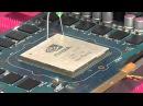 ★ Как правильно зажарить видюху, BGA Nvidia GTX 260, Repair, bga videochip