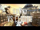 CS:GO suNny vs Cloud9 @ DreamHack Open Stockholm 2015