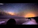 Звёздное небо Time lapse