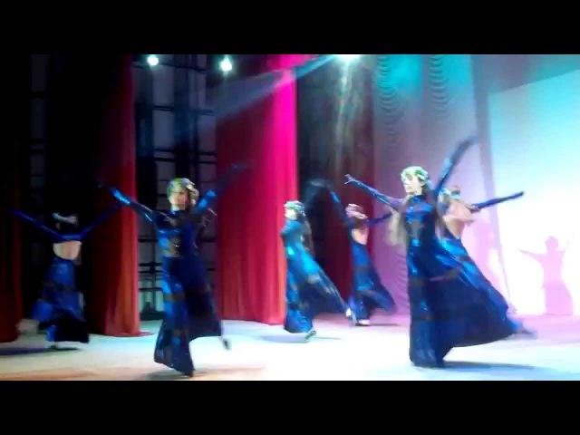 Ноченька Образцовый ансамбль танца Эдельвейс