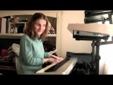 Rachel Flowers - Me and You - Gretchen Parlato &amp Taylor Eigsti cover (Josh Mease)