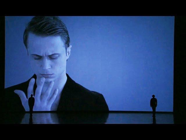 Andrey Ermakov Alexei Tyutyunnik in Second I by Ksenia Zvereva