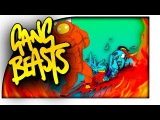 СНОВА ОТП*ЗДИЛ СВОЮ ДЕВУШКУ! (ДИКИЙ УГАР!) - GANG BEASTS! #3