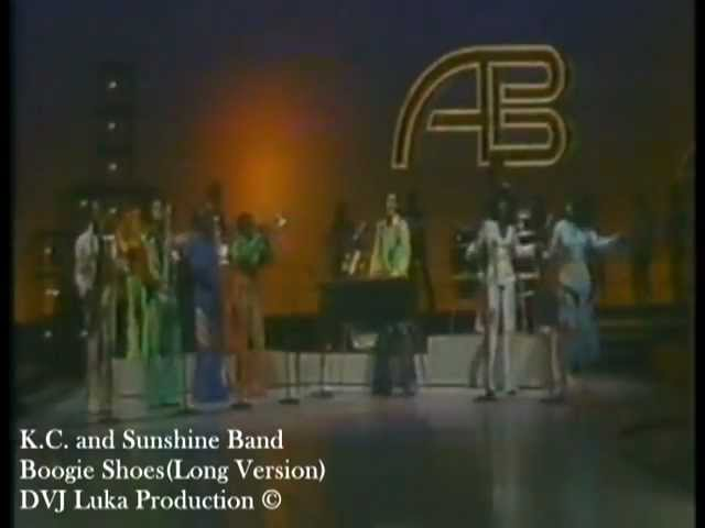 K.C. and Sunshine Band - Boogie Shoes(Long Version)