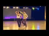 Ben Morris &amp Jennifer DeLuca - SwingDiego 2014