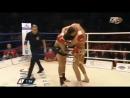 Артем Левин - Даниэль Александру. МИР БОЕВЫХ ИСКУССТВ [MMA|UFC|BELLATOR|БОКС]