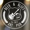 ART-PUB Beer & Blues
