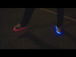LED Shoes news Welcome to Yevpatoriya 2016
