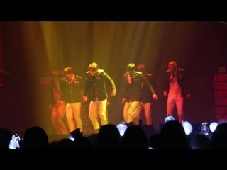 150829 BTS - We Are Bulletproof pt 2 @ The Red Bullet in Hong Kong