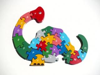 Песни для малышей - abc dino song - мультфильм про динозавра (1)