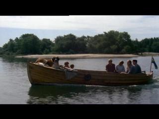 Фильм На острове Сальткрока 3 : Чёрвен и пираты / Tjorven och Mysak. (1966)(Швеция)