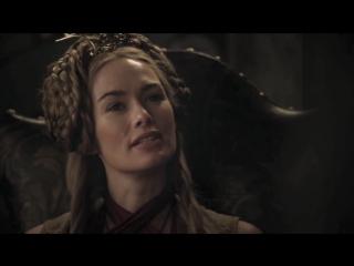 Канцлер Ги - Дикая охота (Серсея Ланнистер/Дейенерис Таргариен)