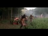 Потрясающий фильм ПОСЛЕДНИЙ ИЗ Могикан 1992 Про покорения Америки,Индейцев и Кол Войны