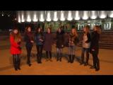 Хор Девушек исполняет песню Конь. Александр Шаганов. Любэ
