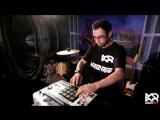 KRAZYRAF Live Perfomance on MPC (Lean On Major Lazer _ Skrillex Rude boy bass) Akai