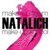 Школа макияжа Natalich make-up school | team