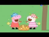 Свинка Пеппа 3 Сезон 16 Пиратский праздник Дени - развивающие мультфильмы для детей