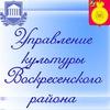 Управление культуры Воскресенского района