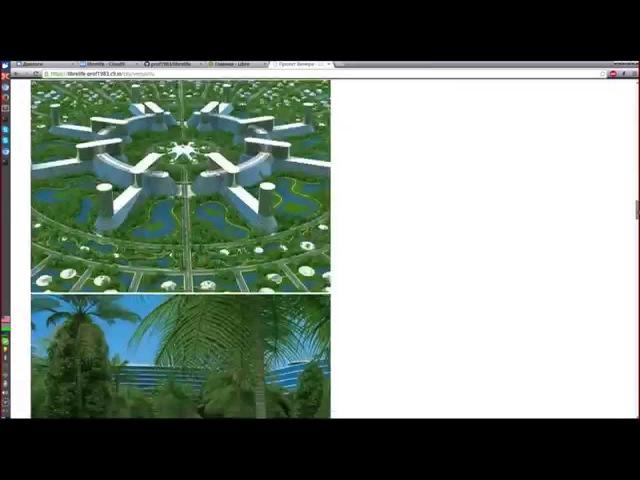 Первый скринкаст с Константином Дьяченко про создание общей программной системы