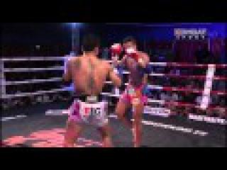 Azize Hlali (France) vs. Singmanee Kaewasamrit (Thaïlande) WEST COAST FIGHTING