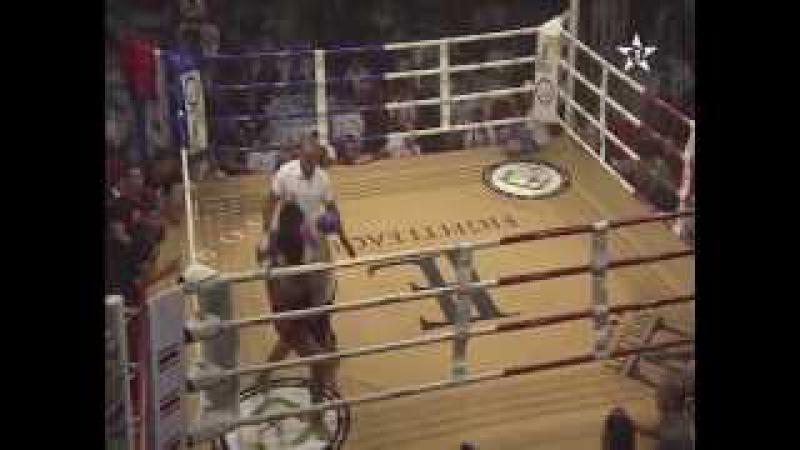 Yassin Baitar vs Sittichai Sitsongpeenong