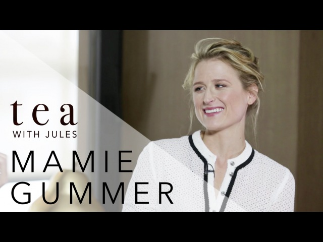 Tea with Jules - Mamie Gummer sits down with Jules Sebastian