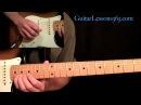 Mr. Crowley Guitar Lesson Pt.2 - Ozzy Osbourne - Main Guitar Solo - Randy Rhoads