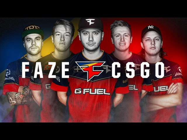 Introducing FaZe CS:GO 2016/02/03