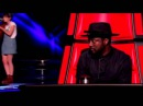Amazing and Sweet Voice Anna McLuckie performs 'Get Lucky' by Daft Punk The Voice UK 2014