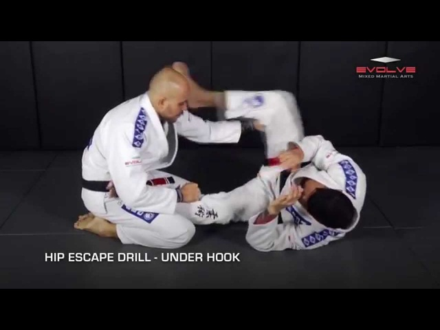 BJJ: 7 Critical Drills To Improve Your Guard Game | Evolve University