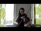 Xena Warrior princess Theme song ( violin cover )