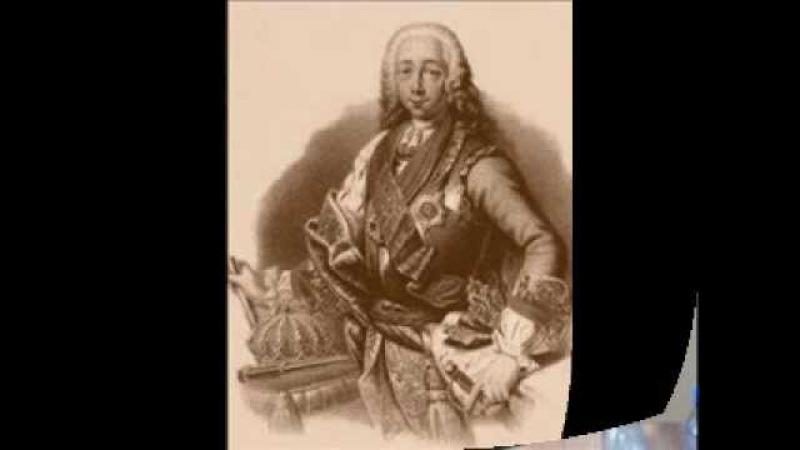 Петр III и Екатерина II. А.Каменский - А.Светенко