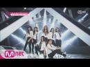 Produce 101 Having the Girl Crush EXO ♬Growl @Position Eval DANCE EP 07 20160304