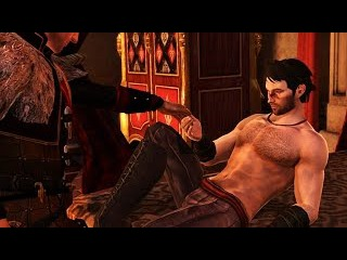 Dragon Age 2 Anders Romance Rivalidade Mage Gay Sex Mods